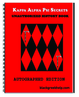 Kappa Alpha Psi Book